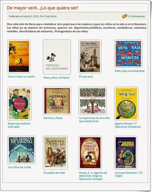 http://www.clubkirico.com/recomendaciones-kirico/de-mayor-sere-lo-que-quiera-ser/