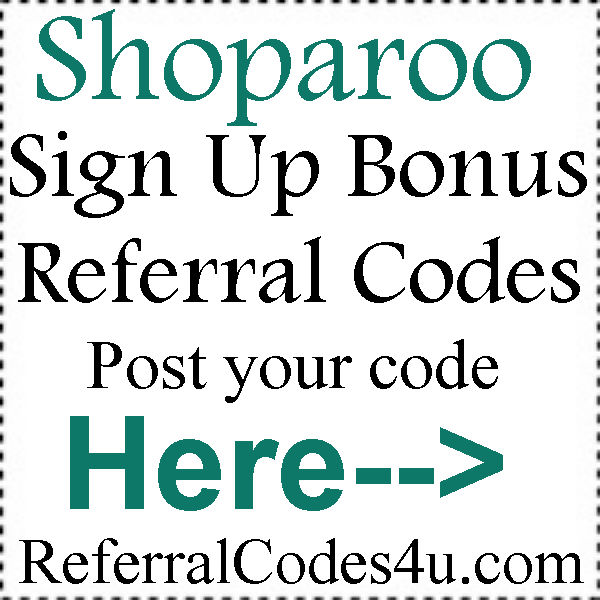Shoparoo Referral Codes 2016-2017, Shoparoo App Mobile Download Android and Iphone