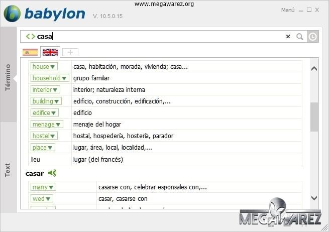Babylon Pro 10 imagenes