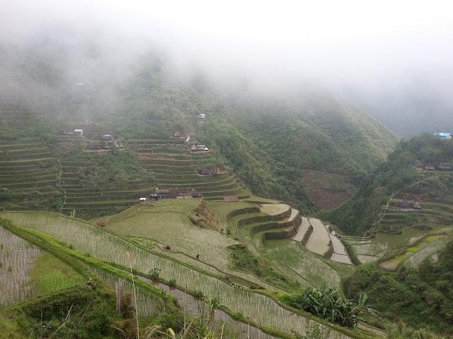 Approaching Pat-yay Village