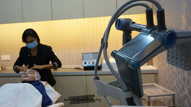 review laser treatment premier clinic bangsar, klinik premier bangsar