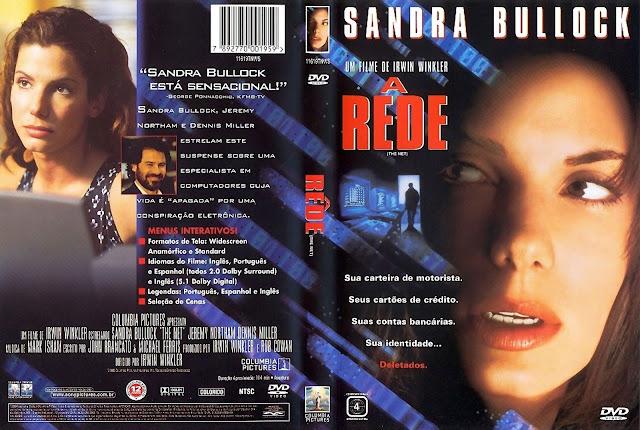 Capa DVD A Rede