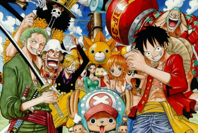adaptasi live action one piece