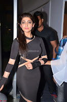 Pranitha Subhash in a skin tight backless brown gown at 64th Jio Filmfare Awards South ~  Exclusive 036.JPG