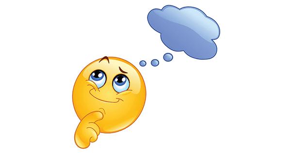 Thinking Smiley | Symbols & Emoticons