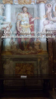 Tour portugues noturno Roma