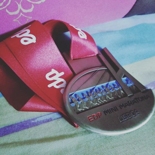 Mini maratona EDP