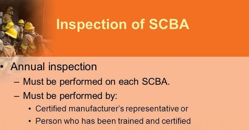 HSE Insider SCBA Inspection Checklist