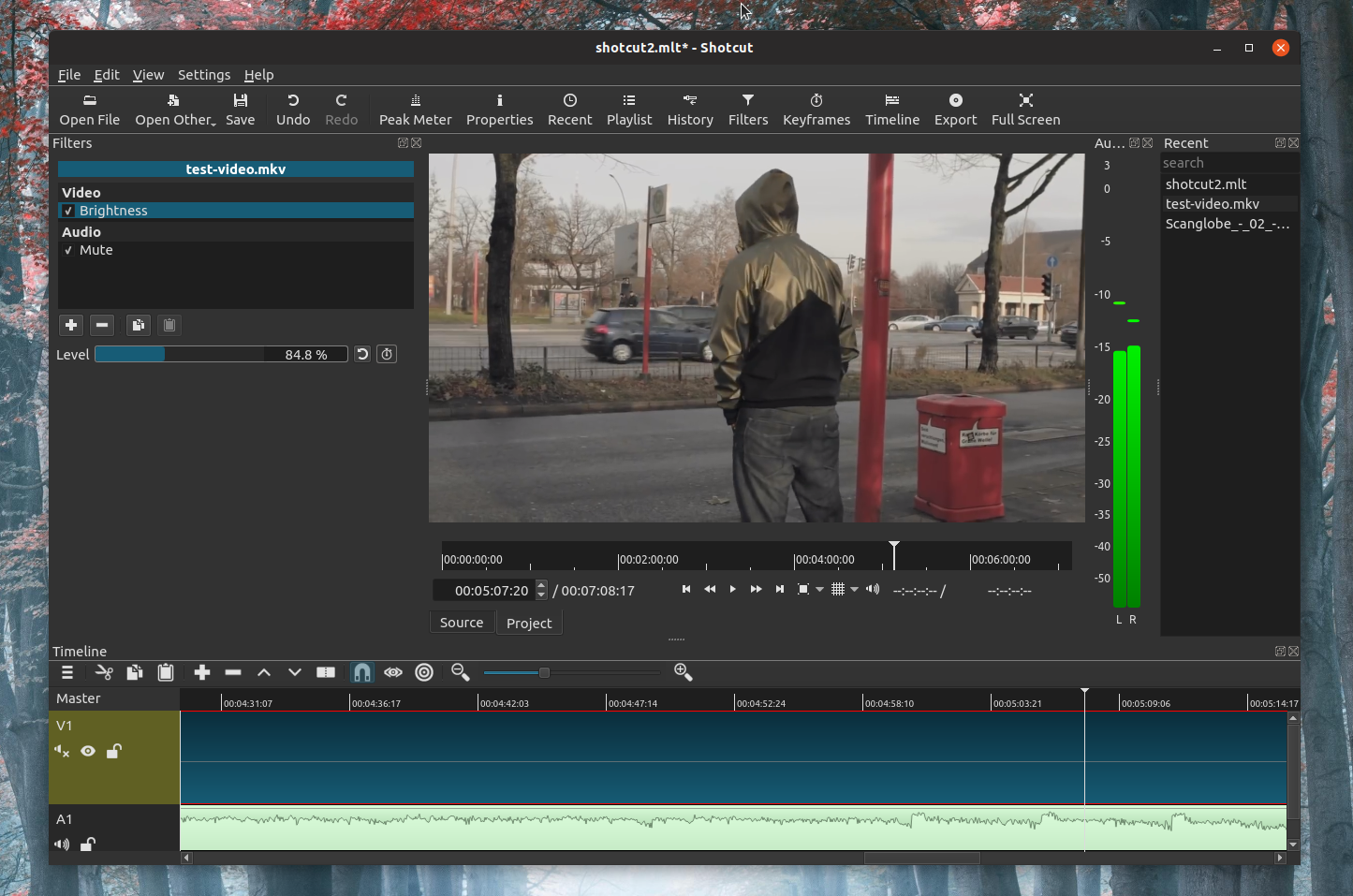 Shotcut Video Editor Adds VA-API Encoding Support For Linux