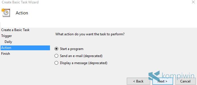 Cara Membuat Auto Shutdown Sendiri dengan Fitur Bawaan Windows Ini 11