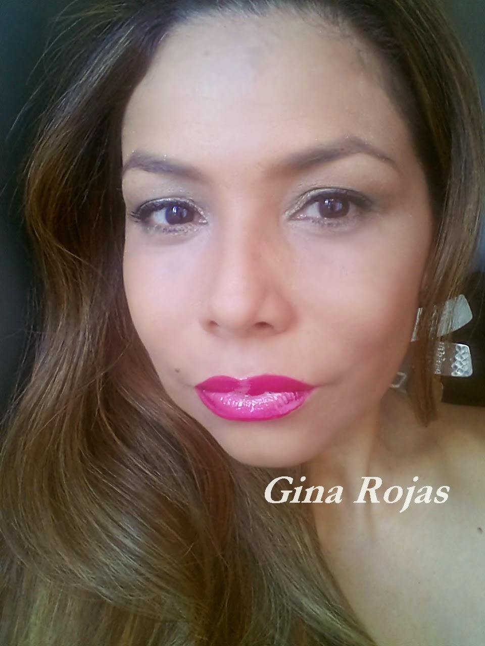 lip gloss fucsia