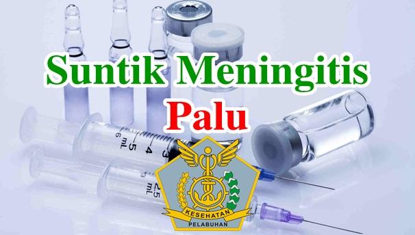 Alamat Tempat Suntik Vaksin Meningitis di Palu
