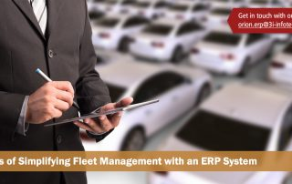 5 Efficient Ways to Streamline a Fleet Management System With a Robust ERP Solution