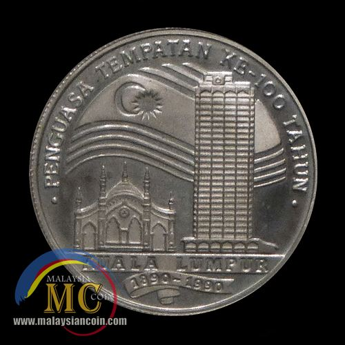 100 tahun Kuala Lumpur