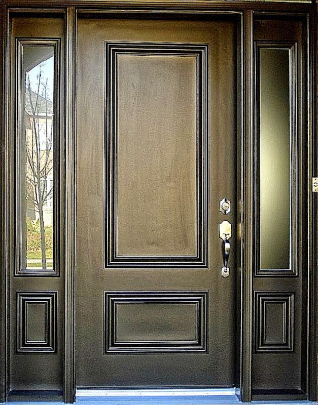 38 Pintu Rumah Modern Klasik Ide Spesial