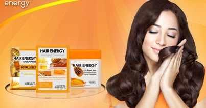 Makarizo Hair Energy Cara Merawat Rambut Rusak dan Rontok  550e54368f