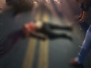 Motociclista morre em grave acidente na BR-222 em Itapecuru-Mirim
