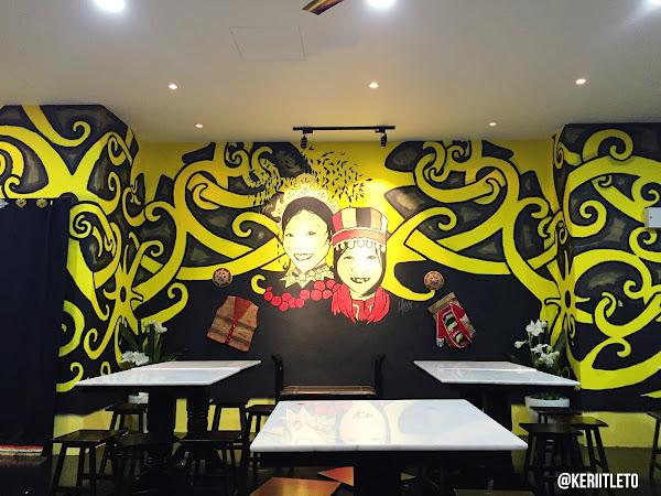 Delicious Borneo foods in Selangor
