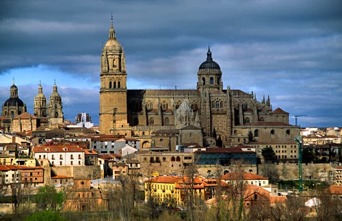 Cathedral, Salamanca