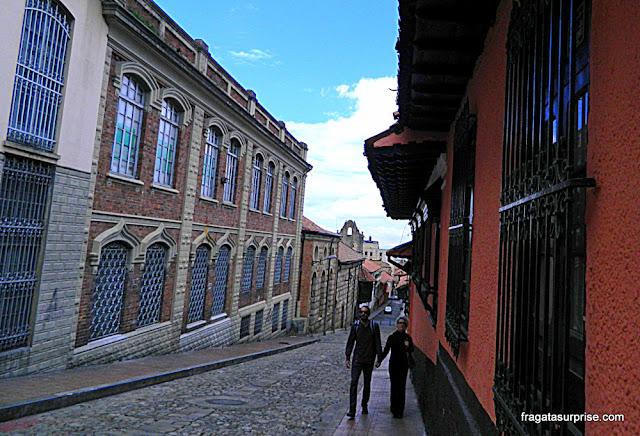 Bairro de La Canelaria, Centro Histórico de Bogotá