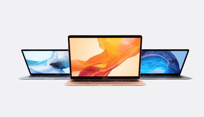 Αυτό είναι το ανανεωμένο MacBook Air με Retina οθόνη, νέα ηχεία, USB-C θύρες