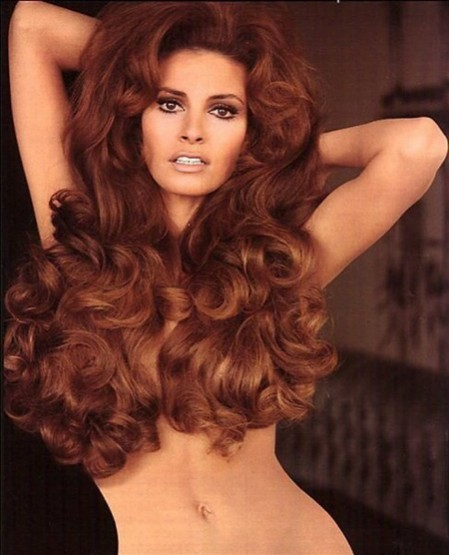 Raquel welch young