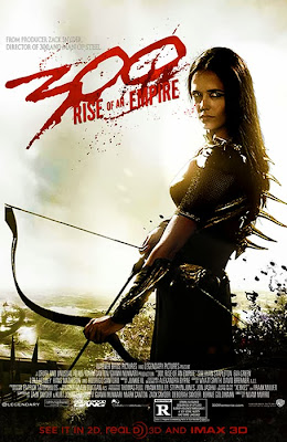 Poster oficial 300: Rise Of An Empire - Artemisia