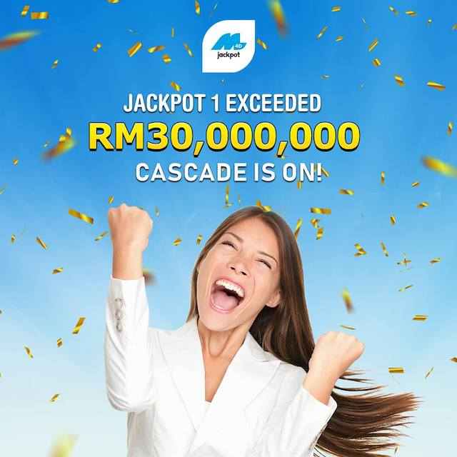 RM33 million Magnum 4D Jackpot to be won