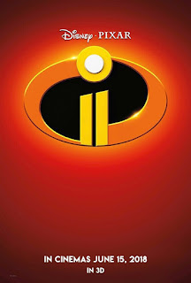 Incredibles 2 First Look Poster