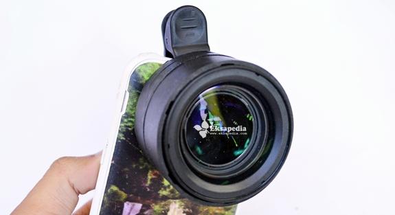 Lensa Bongkaran Handphone