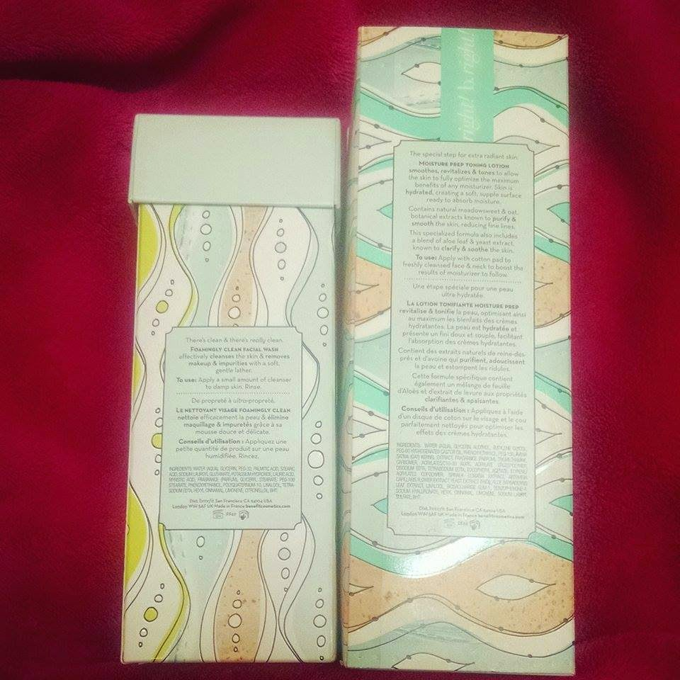 Moisture Prep Toning Lotion by Benefit #12