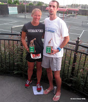 2012 Critter Run 5K overall winners
