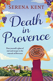 Death in Provence by Sarah Kent cover