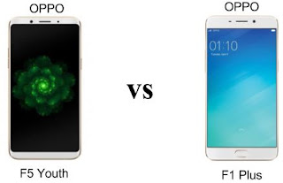 OPPO F5 Youth vs OPPO F5
