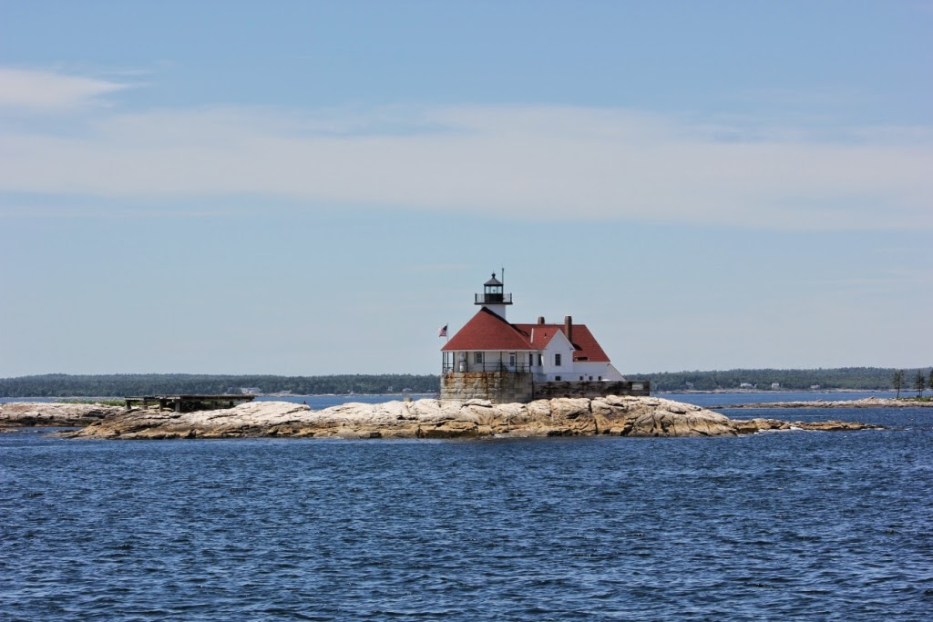 Cuckolds Light Boothbay Harbor