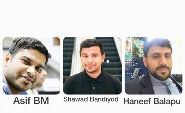News, Gulf, Abudabi Mangalpady panchayath KMCC office bearers.