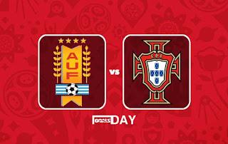 Uruguay vs Portugal – Highlights & All Goals