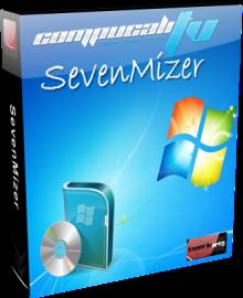 SevenMizer 2.1 Español Programa para Cambiar Apariencia de Windows XP a 7