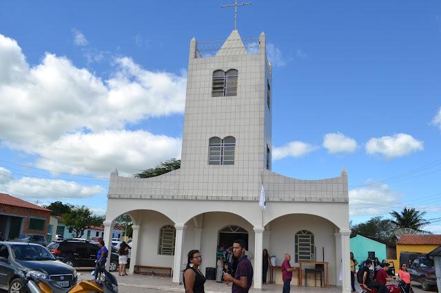 Em Delmiro Gouveia, confira a programação dos  festejos da Padroeira do Distrito de Sinimbu