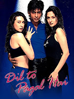 Dil To Pagal Hai 1997 720p Hindi BRRip Full Movie Download
