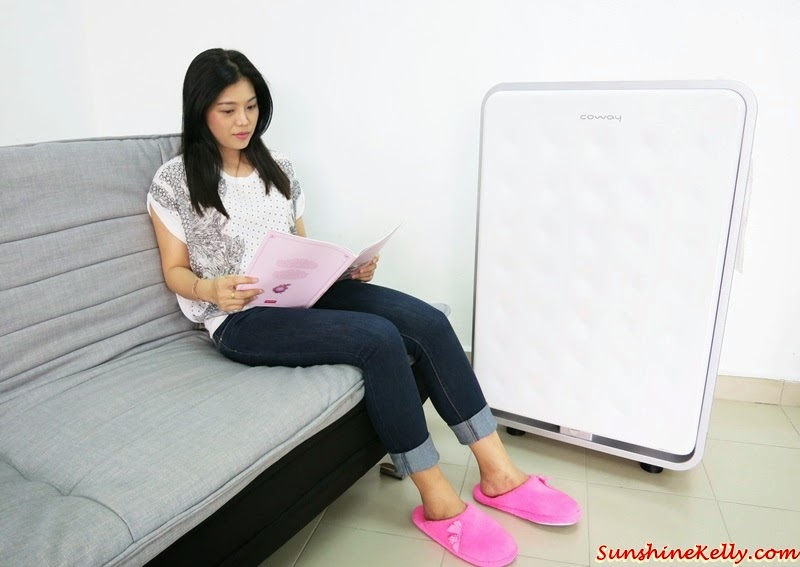 No More Bad Air Day with Coway Air Purifier Tuba, No More Bad Air Day, Coway Air Purifier Tuba, Air Purifier, Coway, Coway Malaysia