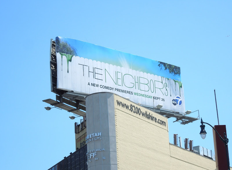 Neighbors season 1 billboard