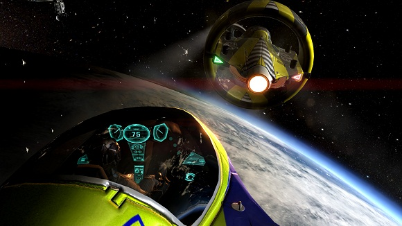Orbital Racer Hi2u Ova Games