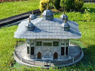 Miniatürk, Palacio de Topkapi, Fuente de los Verdugos.