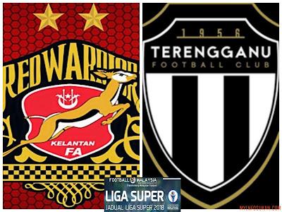 Live Streaming Kelantan vs Terengganu FC I Liga Super 6 Februari 2018