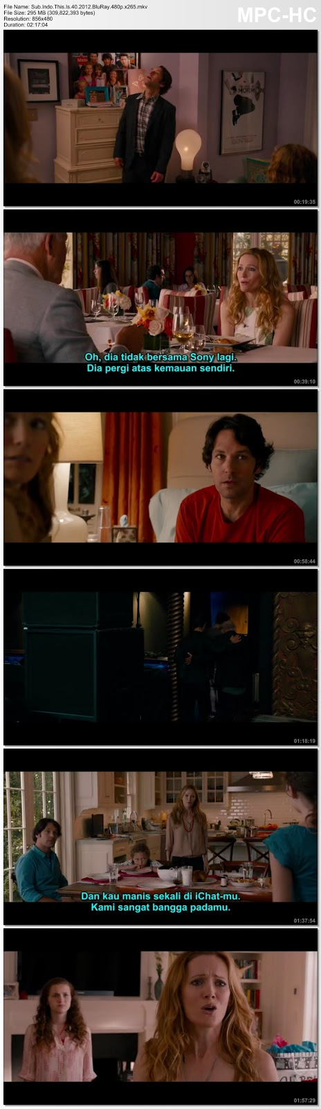 Screenshots Movie Sub.Indo.This Is 40 (2012).BluRay.480p.x265.mkv