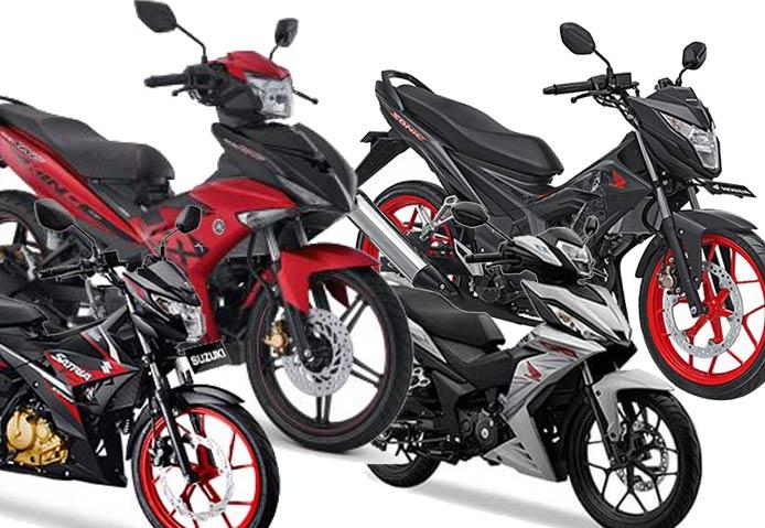 Distribusi Honda GTR Meningkat Di Bulan Mei 2018, Yamaha MX King Turun