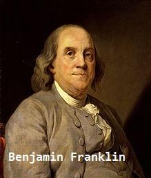 Bengamin Franklin