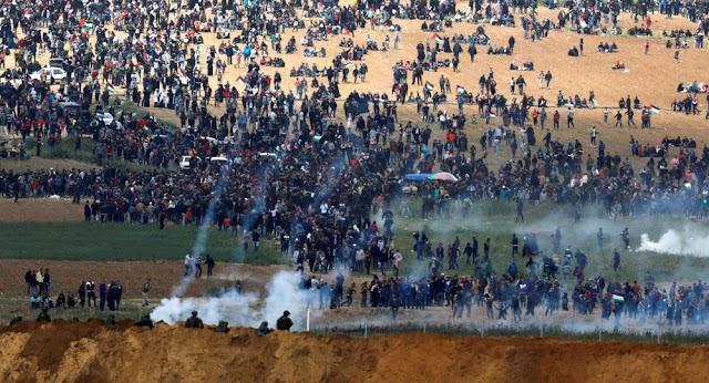 Dos 15 mortos por Israel em Gaza, 5 eram da ala militar do Hamas