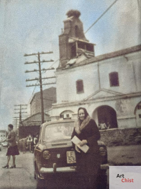 Iglesia San Pedro de Puente Castro | Fotos Antiguas | España